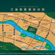 敏捷·悦江府区域图