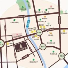 世纪远太城三期区域图