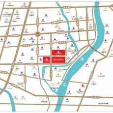 圣名公馆C区区域图
