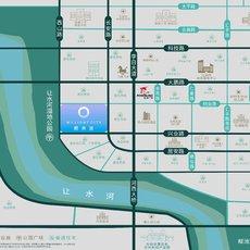 蔚来城区位图
