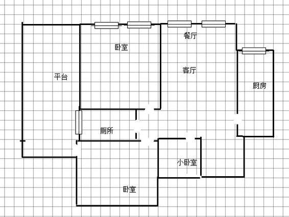 小张推介 房东急售 一桥片区电梯 带30个平方的平台 可种花种草种菜 三室精装修  拎包入住