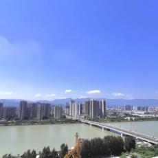贤达·水韵长滩实景图